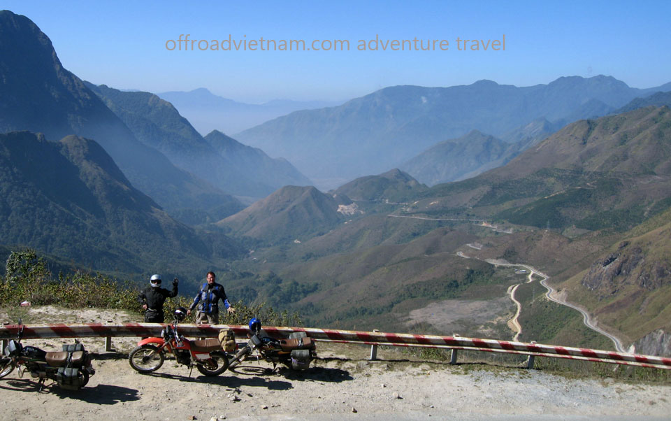 Vietnam Motorbike Motorcycle Tours - Middle North Vietnam Motorbike Tour: Sapa and Tram Ton pass of Middle North