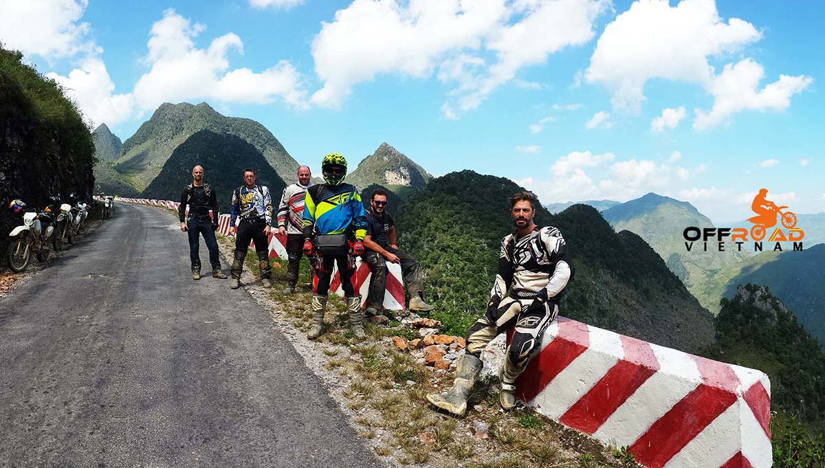 Vietnam Motorbike Motorcycle Tours - About our motorbike tour business. Ha Giang motorbike tour by off road motorbikes.