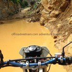 Vietnam dirt bike tour to Northeast areas