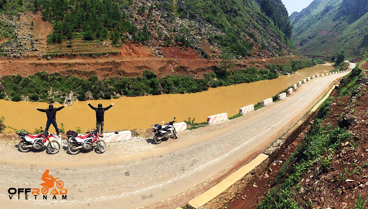 Vietnam motorbike tours from Hanoi with available spaces you can join.